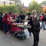 #FFT in progress now! #UNLarts and ARCH students come to the Arts Quad until 6:30, #UNL http://t.co/7Sftbp8iKl