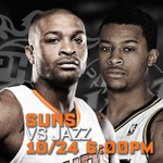 Its #SunsAtJazz, presented by @CasinoArizona, tonight at 6 p.m. exclusively on @AZSports on 98.7 FM. http://t.co/QnpDxslmem