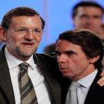 Aznar y Rajoy: Dos gobiernos, un apoyo al golpismo en #Venezuela >>> http://t.co/BNNG9Z7toU http://t.co/pxLtlzJpTn