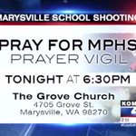 RT @komonews: There will be a #MPHS shooting vigil tonight at 6:30pm at The Grove Church 4705 Grove Street Marysville http://t.co/nWkwaX6aqq