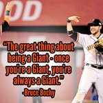 RT @SFGiants: Reason 158 why we love the Orange & Black #SFGiants #OctoberTogether http://t.co/1QVoy4SaOy