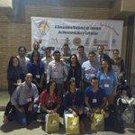 Jóvenes Marrajos en el II Encuentro Nacional de Jóvenes Cofrades #JOHC2014 #marrajos @jovenesmarrajos @JovenesHHCC http://t.co/1clkDnBF7O