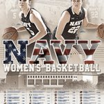 RT @NavyAthletics: Navy Womens Basketball will be handing out and signing their new posters at halftime of the @NavyFB game (North EZ) http://t.co/k0ylNpr3JG