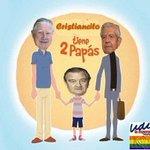 RT @rominarossi: @gransopi ojo los los dos papás. http://t.co/MYzXYwVBlE