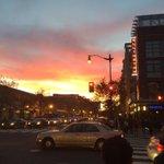 Ok, now THATS a sunset. @capitalweather @ClotureClub http://t.co/NJiHBQKk27