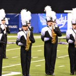 Saxophones are projecting well through the ensemble playing the music of Danny Elfman #boa2014 #boanextlevel http://t.co/hUytDMOv23