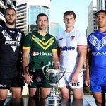 RT @NRL: #4Nations Rugby League is back in @visitbrisbane today! 4pm: @England_RL v @RLSamoa 6:30pm: @Kangaroos v @NZRL_Kiwis http://t.co/ZfleBx7bGp