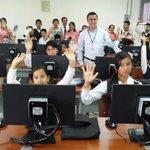 RT @RolandoSigcho: Inauguramos Laboratorio d Computación en Esc Batallón Cayambe en San Vicente #Arenillas. Esto es Revolución Educativa http://t.co/0ja9cHTuli