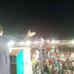 RT @ImranKhanPTI: Gujrat Azadi dharna yesterday-everywhere ppl have decided Go Nawaz Go.Nation has risen against injustice & corruption http://t.co/SWUFgGZh7r