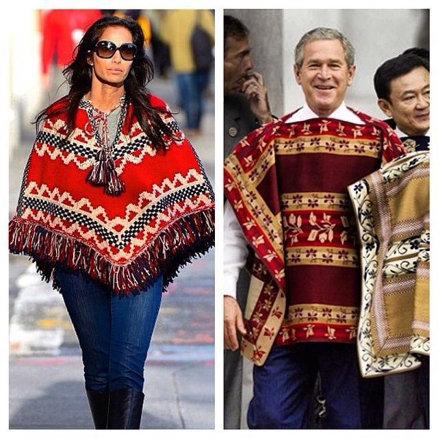 Padma Lakshmi @padmalakshmi: Who wore it best? #chanel #prefall2014 #fashionfriday http://t.co/hyi6i1FswQ