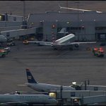 """RT @wsoctv: CHOPPER 9: """"Security situation"""" onboard U.S. Airways Flight 744 from Dallas to CLT. Plane landed safely. http://t.co/yJToENFT1k"""