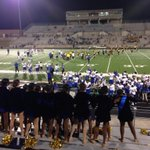 Winning in double overtime is better when youre wearing blue. Go Knights!! http://t.co/16zg5zHGAL