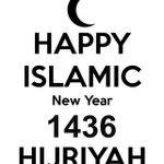 Selamat tahun baru Islam 1 Muharram 1436 Hijriah, semoga kita semua senantiasa selalu dalam lindungan Allah SWT. :) https://t.co/iXBxtCreEk