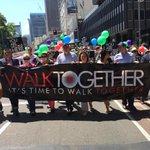 RT @welcome2aussie: Leading the march at #walktogether Sydney... @senatormilne @MRowlandMP @JasonClareMP @LaundyCraigMP @MariamVeiszadeh http://t.co/kk7vwQw0O7
