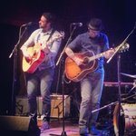 """@kristingritt: A dream come true tonight.. @Jay_Nash and @luccadoes on the same stage in #Nashville http://t.co/im7yKgXskQ"" Count it! #TFDI"