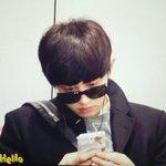 141025 베이징공항 #찬열 #chanyeol ㅎㅅㅎ 삐짐 ???? http://t.co/f15qkcizcx