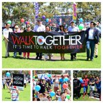 Proud to celebrate Australias multiculturalism and diversity in Sydney this afternoon. #walktogether #auspol http://t.co/L1TE6uPjP2
