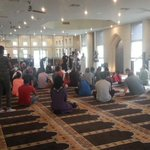 Tour after tour! Its wonderful sharing our Mosque with all of #PERTH National Mosque Open Day at Masjid Ibrahim http://t.co/AlkiU9Ds9S