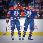 RT @EdmontonOilers: THREE IN A ROW! http://t.co/UXWJHYlmtc