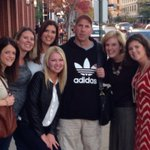 RT @nyhusker00: @BoPelini needs to smile! Game tomorrow! Lovely ladies! #gobigred #huskers #kappa @FauxPelini http://t.co/jplM3WyJ0t