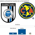 #ENCUESTA Gallos Blancos tiene que ganarle al América si quiere Liguilla. http://t.co/rhy8Lo3edr http://t.co/vENHH6nwHZ