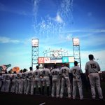 RT @SFGiants: Its about to go down #SFGiants #WorldSeries Game 3 http://t.co/uvGUBsu2qG