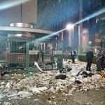 Sede da Editora Abril, sofre agressão de ditadores vermelhos #fotos http://t.co/QR99iArPhz