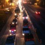 #TraficoSV lento, a esta hora, en #LosChorros desde zona de Las Delicias. Foto V. Peña http://t.co/GSkdf3PIeY