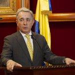 La reacción de Álvaro Uribe por llegada de Romaña a La Habana, Cuba http://t.co/54jpwWwh1U #OigoLAFm http://t.co/LkCzd5OJqI