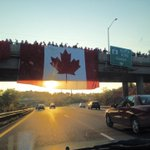 RT @LaurenPelley: RT @alexkinger A friend took this beautiful photo as #NathanCirillo was brought home along the #highwayofheroes http://t.co/sXMWQEwdUC
