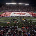 RT @CFL: Tonight, we stood together. Tonight, we were all #CanadaStrong. MUST WATCH http://t.co/b4umKFPqrC http://t.co/201mQ3xW5j