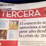 RT @Ceci1222: Espectacular????????????!!! Sólo Bachelet supera a Bachelet!!! #Genia #Mediocridad @GobiernodeChile ???????????? ----> http://t.co/nuirZp3Vvw