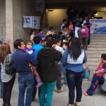 A las 8 esta era la fila para inscribirse como socio @ClubAntofagasta. Pasamos los 800 y quedan unos 60 x inscribirse http://t.co/RTgJ2lljwd