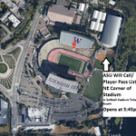 RT @SunDevilTix: Traveling to the #ASUvsUW @FootballASU game? Heres where the ASU will call will be located on gameday. http://t.co/EYWfUiGV5S