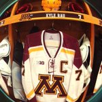 RT @GopherHockey: So fresh & so clean clean! Were wearing our whites tonight. #PrideOnIce http://t.co/5TcAFMyt8P