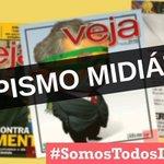Dilma abre o verbo sobre falta de provas e capa falaciosa da Revista Veja! #SomosTodosDilma #DesesperodaVeja http://t.co/riGCccZ9xx