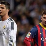 Casillas vs Bravo Kroos vs Iniesta Modric vs Rakitic James vs Neymar Cristiano vs Messi. ¡MAÑANA ES EL CLÁSICO! http://t.co/4IDxmDwEnt