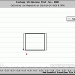 The called strike two by Jim Reynolds on Lorenzo Cain was ... something. Look at this. Green dot ball, red strike. http://t.co/GQfgeIzl83