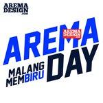 RT @aremadesign: #AREMADAY MALANG MEMBIRU BANTAI PERSELA DI KANDANG SINGA http://t.co/cu1AGLalkU