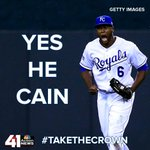 RT @41ActionNews: CAIN! Its 3 up, 3 down to end the 1st #TakeTheCrown http://t.co/NvlSBU8lUl http://t.co/FvHzE1ZAqt