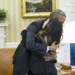 RT @politico: Obama meets with Nina Pham, the nurse who recovered from Ebola: http://t.co/ycL3f3cUml | AP Photo http://t.co/YnRha7jA2k