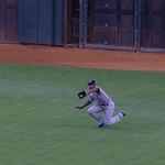 Lorenzo Cain makes another nice grab. #WorldSeries http://t.co/yDAd4QTtuc