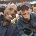 RT @BarryBonds: Hanging out with @LeviLeipheimer at the Giants game Happy birthday Bud.. @SFGiants Yes Yes Yes. http://t.co/Z4PxE5tSVM
