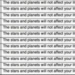 Just found the most accurate horoscope! http://t.co/lKDRv2CEMx