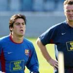 Di 2002/2003, Louis Van Gaal memberikan debut kepada Victor Valdes. http://t.co/U24MZPO0TS