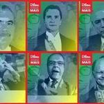 "RT @gilgiardelli: ""Não pactuo com corruptos e corruptores"" Dilma no #debate - Genoino, Zé Dirceu, Delubio aplaudem de pé! #fim http://t.co/WheW6NuHY1"