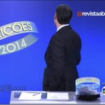 CALA BOCA CARAIO TÁ ACHANDO QUE AQUI É O ESQUENTA #DebateNaGlobo http://t.co/0uwbQpXHSy http://t.co/09sY00H2PK