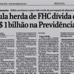 RT @fernandocabral: Aécio falando em Previdência me lembra isso aqui. #DebateDaGlobo http://t.co/lVKkcn6taF