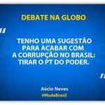RT @AecioNeves: #ÉAécio45Confirma http://t.co/xEevDVeHg4