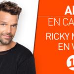 RT @canal13: ¡Empezó! Dale RT y no se pierdan ahora en #Canal13 Ricky Martin EN VIVO. Comenta con #RickyMartinEnEl13 http://t.co/yNi1n6TRyF